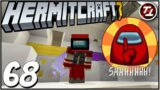 Among Us in Survival?! – Hermitcraft 7: #68