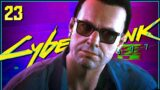 Andrew's Grave – Let's Play Cyberpunk 2077 Part 23 [Blind Corpo PC Gameplay]