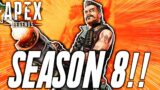 Apex Legends SEASON 8 Will CHANGE Everything! (New Gun, Fuse & King's Canyon!)