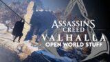 Assassin's Creed Valhalla [LIVE/PS5] – Open World Stuff