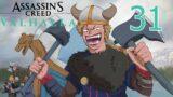 Assassin's Creed Valhalla PS5 Walkthrough Part 31 | Orlog's Revenge