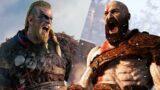 Assassins creed valhalla/God of War (Montage) Eivor VS Kratos