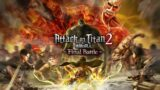 Attack on Titan 2: Final Battle (Xbox Series X) Gameplay Walkthrough Part 1 [4K 60FPS]