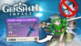 Avec qui jouer les Armes de la 1.2 ?   Genshin Impact FR