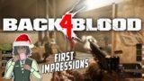 BACK 4 BLOOD: Alpha First Impressions – Turtle Rock's New L4D