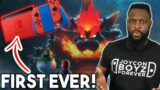 BEST WII U Port YET?! Super Mario 3D World + Bowser's & HYPE New Mario Switch Edition!