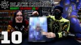 Black Library Advent Calendar Opening 2020 | Warhammer 40k & AOS Art Prints Unboxing | Day 10 Sister