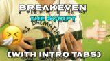Breakeven – The Script | Ukulele Tutorial + Intro Tabs