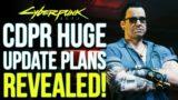 CDPR Issues Apology! Cyberpunk 2077 DLC Roadmap Announced, Big Updates & More (Cyberpunk New Update)