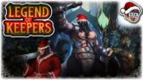 CHRISTMAS UPDATE: NEW MONSTERS!! | Let's Play Legend of Keepers: Christmas Update | PC Gameplay HD