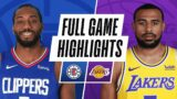 CLIPPERS at LAKERS | FULL GAME HIGHLIGHTS | December 13, 2020