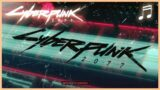 CYBERPUNK 2077 Ambient Soundtrack | 1 HOUR Start Screen Title Screen Ambience