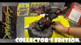 CYBERPUNK 2077 COLLECTOR'S EDITION    PS4    UNBOXING   