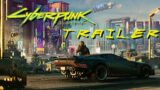 CYBERPUNK 2077 LAUNCH TRAILER PLAYSTATION PS4/PS5 XBOX ONE XBOX ONE X XBOX SERIES X PC