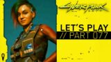CYBERPUNK 2077 // Let's Play // Part 077 // Bioshock with Judy