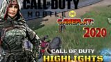 Call Of Duty Mobile 2020 Highlights Gameplay (Outrider Skin Gameplay) Insane Game