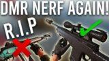 Call of Duty Warzone DMR Nerf AGAIN! ( R.I.P )