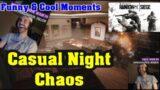 Casual Night Chaos – Rainbow Six Siege