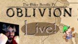 Catching hands in the Oblivion!   The Elder Scrolls IV: Oblivion (Live)