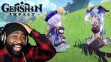 Character Demo – Ganyu Trailer Reaction   Genshin Impact