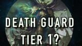 Codex Death Guard Rules are OP? Warhammer 40k