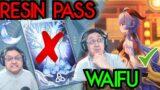 Community Reaction to Resin Pass be like…   Memes while you wait for Ganyu   Genshin Impact