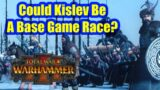 Could Kislev Be A Base Game Race For Total War Warhammer 3 – And Not A DLC