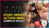 Crimson Desert | New Story Driven Action MMO – Gameplay Details & Rumour Round Up