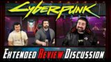 Cyberpunk 2077 – Angry Review Extended Discussion