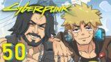 Cyberpunk 2077 PS5 Walkthrough Part 50   Cool Cars Can't Turn