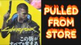 Cyberpunk 2077 PULLED from Sony store – MASSIVE FLOP