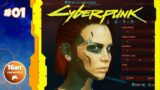 Cyberpunk 2077: Starting the Game – Character Creation and Opening #01