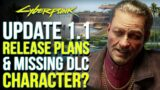 """Cyberpunk 2077 Update 1.1 – What To Expect, DLC Content Hinted In-Game & Most """"Interesting"""" Mod"""