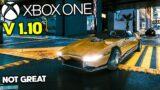 Cyberpunk 2077 Xbox One Patch 1.11 Gameplay