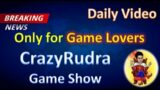 DAILY GAME NEWS – CrazyRudra Game Show – One stop solution for Gaming