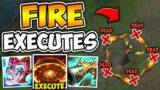 DEEP BURN BRAND EXECUTES YOU WITH FIRE! (COLLECTOR BRAND) – League of Legends