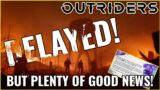 Delayed, Demo, New Release Date, Everything you need to know!   Outriders