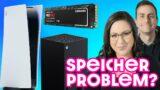 Deswegen ist der SSD Speicher der PS5 und Xbox Series X zu klein!