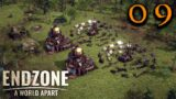 ENDZONE #09 SOLAR POWER || Post-Apocalyptic Strategy Simulation City Builder