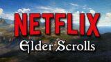 "Elder Scrolls Netflix Series?! As big as the Witcher Series? New ""Insider"" Rumours"