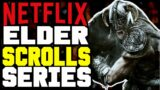Elder Scrolls Netflix Series In Production?