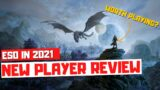 Elder Scrolls Online in 2021 – A New Player's Opinion