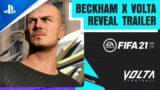 FIFA 21 – David Beckham x VOLTA FOOTBALL   PS5, PS4