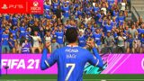 FIFA 21 PS5/Xbox Series X – Rangers vs Celtic