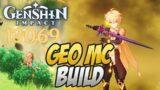 GEO MC IS ACTUALLY AMAZING! Geo MC Build Weapons/Artifacts! Genshin Impact