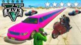 GTA 5 : FRANKLIN RESCUE HIS FRIEND   GTA V GAMEPLAY