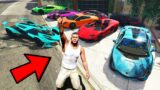 GTA 5: Stealing Expensive LAMBORGHINI From Billionaires (GTA V Mods)