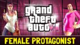 GTA 6 Will Have A Playable FEMALE PROTAGONIST According to This Reputable Leak