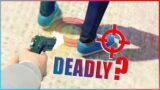 GTA V – Is Shooting a Persons pinkie toe still deadly?