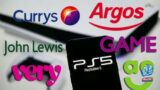 Game News: PS5 UK re-stock live updates: Argos, GAME, Currys, John Lewis, Very, AO stock NEWS
